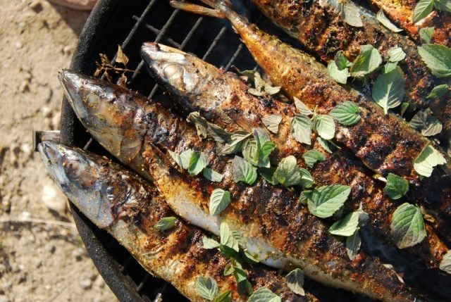 """Konkurs kulinarny """"Na grillowaną rybę"""""""